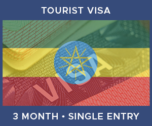 United Kingdom Single Entry Tourist Visa For Ethiopia (3 Month 30 Day)