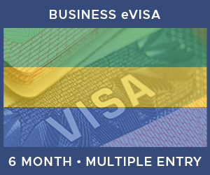 United Kingdom Multiple Entry Business eVisa For Gabon (6 Month 90 Day)