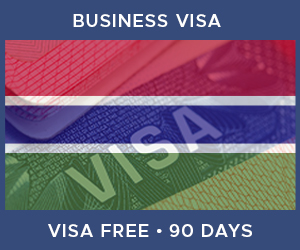 United Kingdom Business Visa For Gambia (90 Day Visa Free Period)