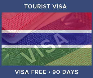 United Kingdom Tourist Visa For Gambia (90 Day Visa Free Period)