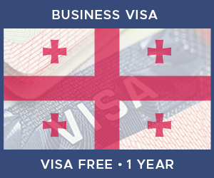 United Kingdom Business Visa For Georgia (1 Year Visa Free Period)
