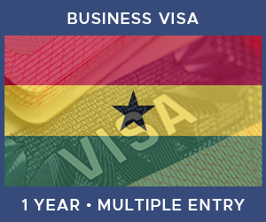 United Kingdom Multiple Entry Business Visa For Ghana (1 Year 90 Day)