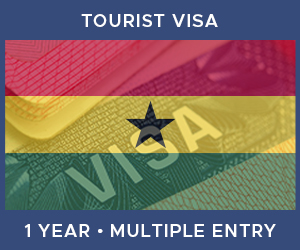 United Kingdom Multiple Entry Tourist Visa For Ghana (1 Year 90 Day)