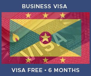 United Kingdom Business Visa For Grenada (6 Month Visa Free Period)