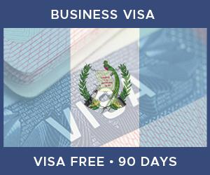 United Kingdom Business Visa For Guatemala (90 Day Visa Free Period)