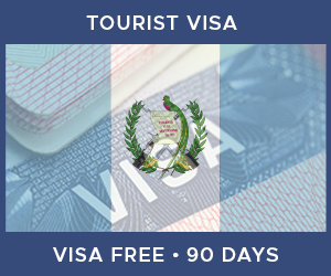 United Kingdom Tourist Visa For Guatemala (90 Day Visa Free Period)