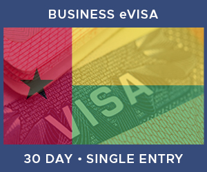 United Kingdom Single Entry Business eVisa For Guinea-Bissau (30 Day 30 Day)