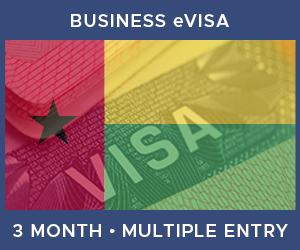 United Kingdom Multiple Entry Business eVisa For Guinea-Bissau (3 Month 90 Day)