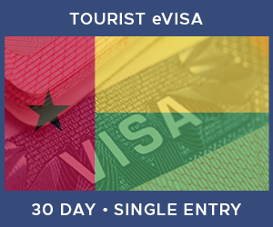 United Kingdom Single Entry Tourist eVisa For Guinea-Bissau (30 Day 30 Day)
