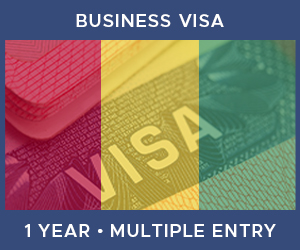 United Kingdom Multiple Entry Business Visa For Guinea (1 Year 30 Day)