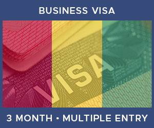 United Kingdom Multiple Entry Business Visa For Guinea (3 Month 30 Day)