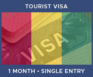 United Kingdom Single Entry Tourist Visa For Guinea (1 Month 30 Day)