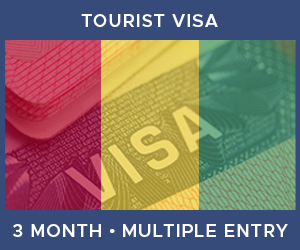 United Kingdom Multiple Entry Tourist Visa For Guinea (3 Month 30 Day)