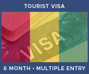 United Kingdom Multiple Entry Tourist Visa For Guinea (6 Month 30 Day)