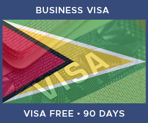 United Kingdom Business Visa For Guyana (90 Day Visa Free Period)