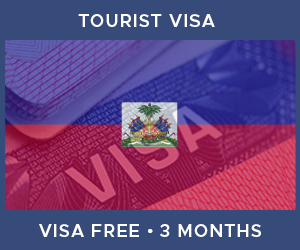 United Kingdom Tourist Visa For Haiti (3 Month Visa Free Period)