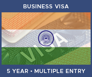 United Kingdom Multiple Entry Business Visa For India (5 Year 180 Day)