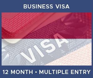 United Kingdom Multiple Entry Business Visa For Indonesia (12 Month 60 Day)