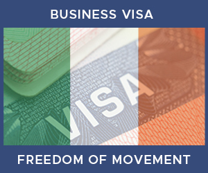 United Kingdom Business Visa For Ireland (Indefinite Leave To Remain)