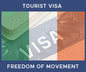 United Kingdom Tourist Visa For Ireland (Indefinite Leave To Remain)