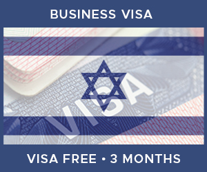 United Kingdom Business Visa For Israel (3 Month Visa Free Period)