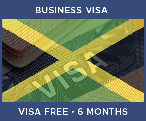 United Kingdom Business Visa For Jamaica (6 Month Visa Free Period)