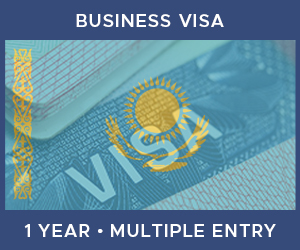 United Kingdom Multiple Entry Business Visa For Kazakhstan (1 Year 30 Day)