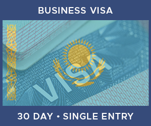 United Kingdom Single Entry Business Visa For Kazakhstan (30 Day 30 Day)