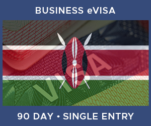 United Kingdom Single Entry Business eVisa For Kenya (90 Day 30 Day)