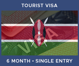 United Kingdom Single Entry Tourist Visa For Kenya (6 Month 30 Day)
