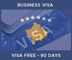 United Kingdom Business Visa For Kosovo (90 Day Visa Free Period)