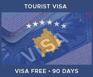 United Kingdom Tourist Visa For Kosovo (90 Day Visa Free Period)