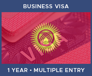 United Kingdom Multiple Entry Business Visa For Kyrgyzstan (1 Year 30 Day)