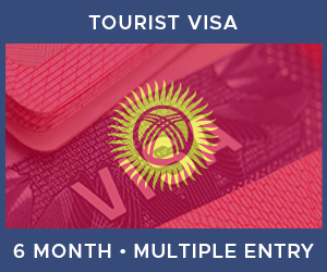 United Kingdom Multiple Entry Tourist Visa For Kyrgyzstan (6 Month 30 Day)