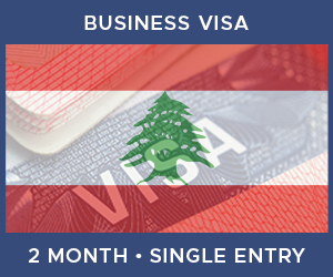United Kingdom Single Entry Business Visa For Lebanon (2 Month 60 Day)