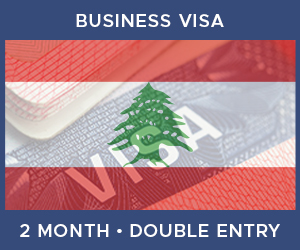 United Kingdom Double Entry Tourist Visa For Lebanon (2 Month 60 Day)