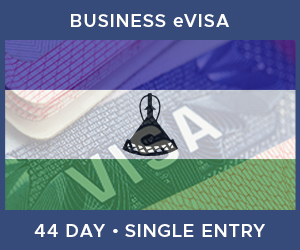 United Kingdom Single Entry Business eVisa For Lesotho (44 Day 44 Day)