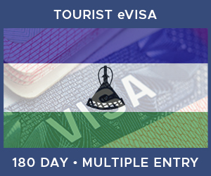 United Kingdom Multiple Entry Tourist eVisa For Lesotho (180 Day 180 Day Altogether)