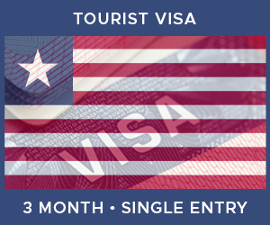 United Kingdom Single Entry Tourist Visa For Liberia (3 Month 30 Day)