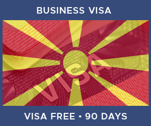 United Kingdom Business Visa For Macedonia (90 Day Visa Free Period)
