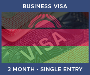 United Kingdom Single Entry Business Visa For Malawi (3 Month 90 Day)