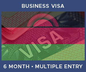 United Kingdom Multiple Entry Business Visa For Malawi (6 Month 90 Day)