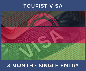 United Kingdom Single Entry Tourist Visa For Malawi (3 Month 90 Day)