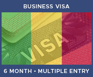 United Kingdom Multiple Entry Business Visa For Mali (6 Month 30 Day)