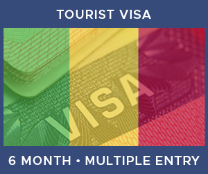 United Kingdom Multiple Entry Tourist Visa For Mali (6 Month 30 Day)