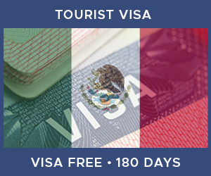 United Kingdom Tourist Visa For Mexico (180 Day Visa Free Period)