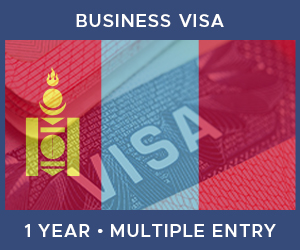 United Kingdom Multiple Entry Business Visa For Mongolia (1 Year 30 Day)