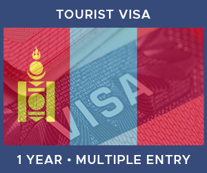 United Kingdom Multiple Entry Tourist Visa For Mongolia (1 Year 30 Day)
