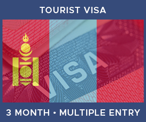 United Kingdom Multiple Entry Tourist Visa For Mongolia (6 Month 30 Day)
