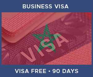 United Kingdom Business Visa For Morocco (90 Day Visa Free Period)